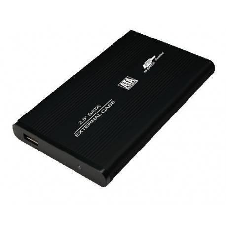 CAJA EXTERNA 2.5 USB2.0 SATA LOGILINK ALU UA0041B