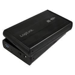 CAJA EXTERNA 3.5 USB3.0 SATA LOGILINK ALU UA0107