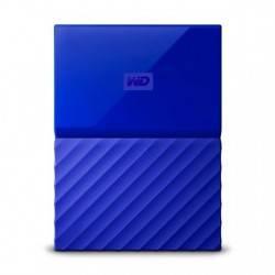 HD EXT USB3.0 2.5 3TB WD MY PASSPORT AZUL