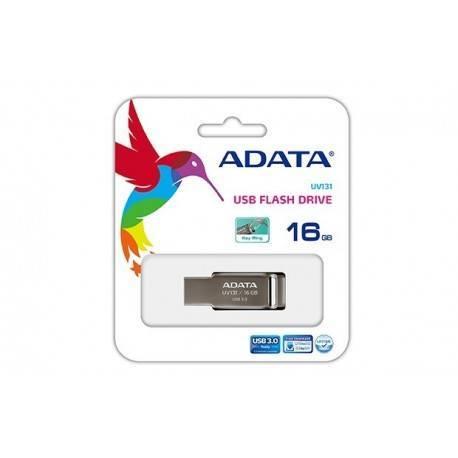 PENDRIVE 16GB USB3.0 ADATA AUV131 GRIS