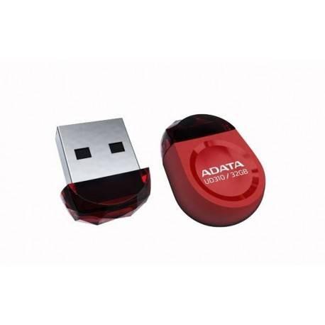 PENDRIVE 8GB USB2.0 ADATA AUD310 ROJO
