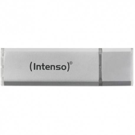 PENDRIVE 32GB USB2.0 INTENSO ALU LINE PLATA