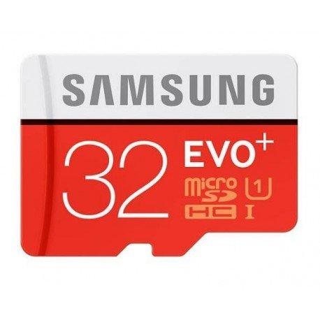 MEM MICRO SD 32GB SAMSUNG EVO+ CL10 + ADAPT SD