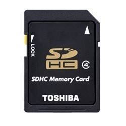 MEM MICRO SD 16GB TOSHIBA CL4 + ADAPT SD