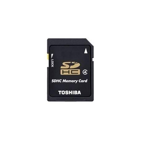 MEM MICRO SDHC 16GB TOSHIBA CL4 + ADAPT