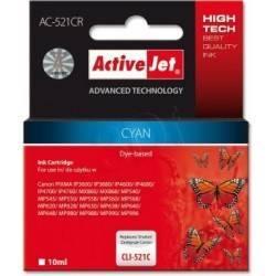 CARTUCHO COMP ACTIVEJET CANON CLI-521C CYAN