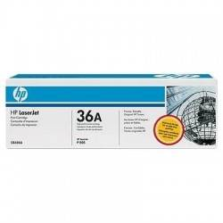 TONER ORIG HP LASERJET P1505/N CB436A NEGRO