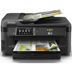 IMPRESORA EPSON MULTIFUNCIÓN WORKFORCE WF-7610 A3+