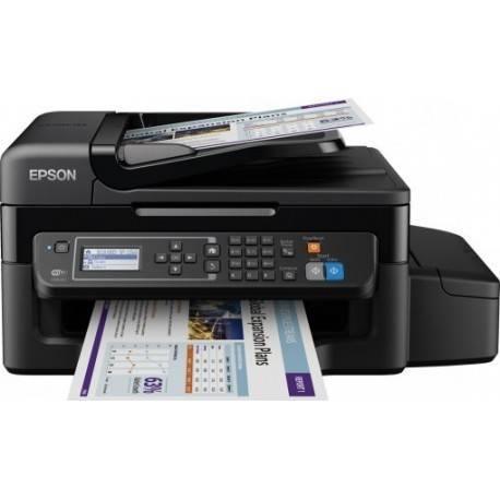 IMPRESORA EPSON MULTIFUNCION ECOTANK ET-4500