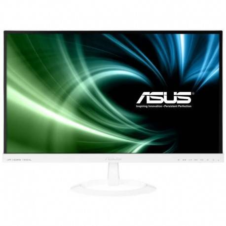 MONITOR LED 23 ASUS VX239H-W IPS BLANCO MMEDIA