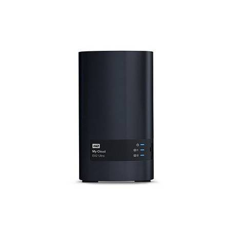 NAS SERVIDOR WD MY CLOUD EX2 ULTRA 0TB