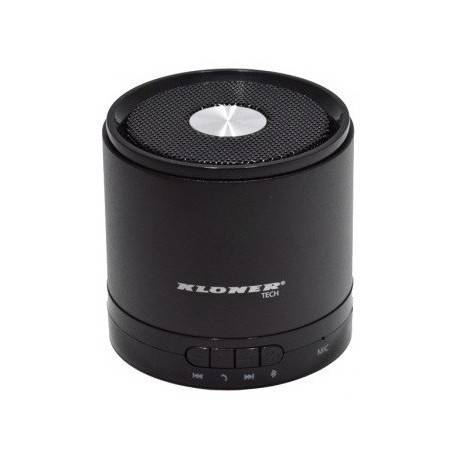 ALTAVOCES 1.0 KL-TECH KAB4 BLUETOOTH NEGRO