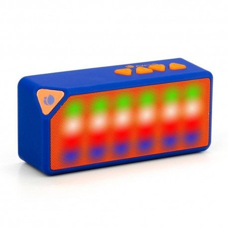 ALTAVOCES 1.0 NGS BLUE ROLLER FLASH BLUETOOTH