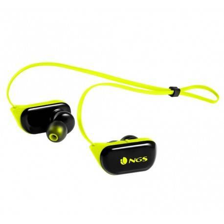 AURICULARES NGS YELLOW ARTICA RANGER SPO BLUETOOTH