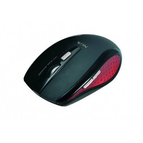 RATON OPTICO NGS WIRELESS REDFLEADVANCE USB