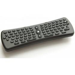 TECLADO L-LINK LL-TVC MINI WIRELESS NEGRO