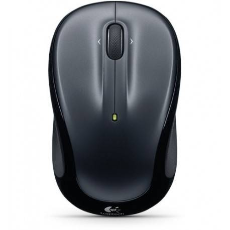RATON OPTICO LOGITECH M325 WIRELESS GRIS