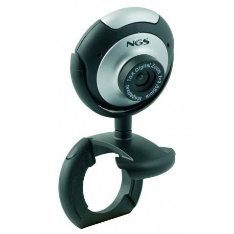 WEBCAM NGS XPRESS CAM 300 5MPX NEGRO