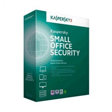 SOFTW KASPERSKY SMALL OFFICE SECURITY 5.0 5U