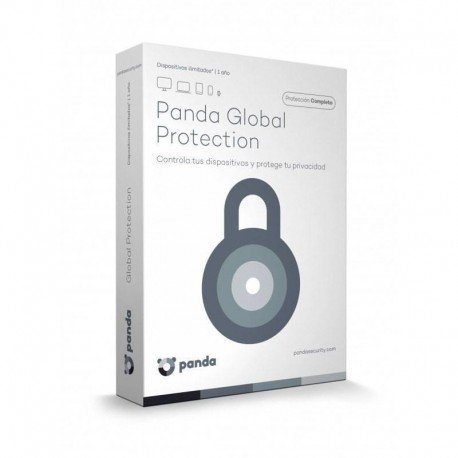 SOFTW PANDA 2017 GLOBAL PROTECTION UNLIMITED
