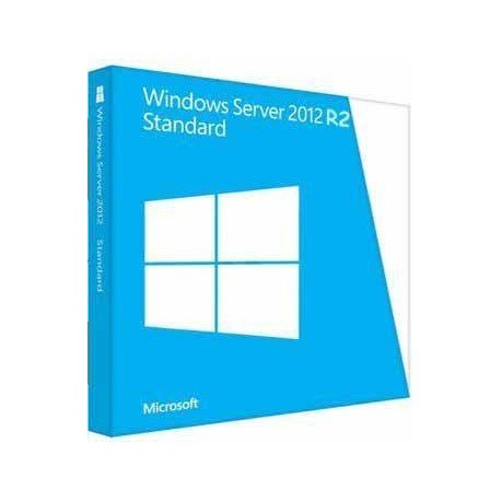 WINDOWS SERVER 2012 OEM STANDARD R2 64 BIT SPANISH