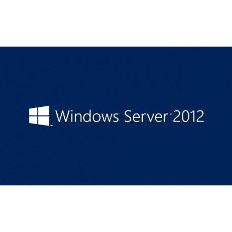 WINDOWS SERVER 2012 OEM 1PK 5US USER CAL