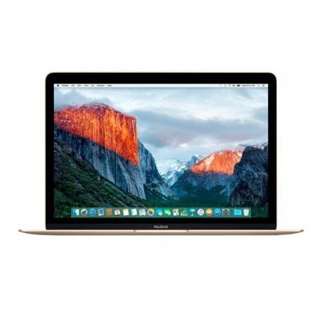 PORTATIL APPLE MACBOOK 12 EARLY 2016 GOLD