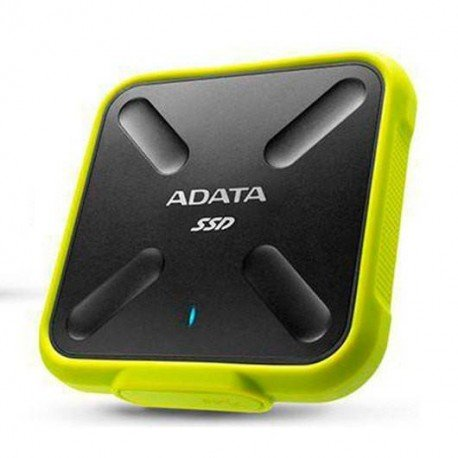 HD EXT USB 3.1 2.5 SSD 256GB ADATA SD700 YELLOW
