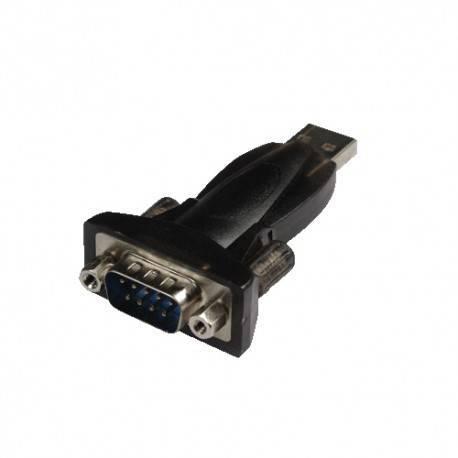 ADAPTADOR USB A SERIE RS232 LOGILINK AU0002E
