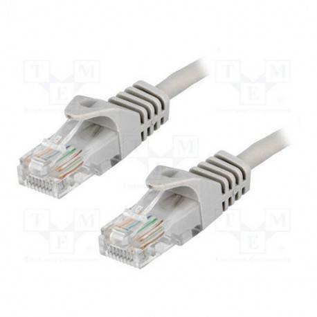 CABLE RED UTP CAT6 RJ45 LOGILINK CP2052U 2M