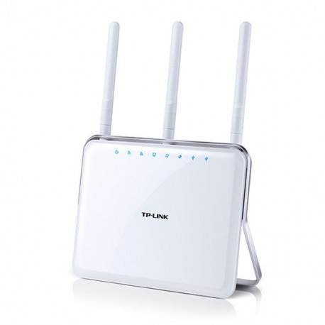 WIRELESS ROUTER DUAL TP-LINK AC1900 TOUCH P5 NEGRO