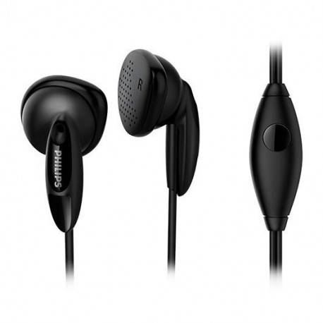 AURICULARES PHILIPS SHE1355BK/00 NEGRO