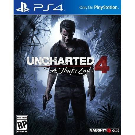 JUEGO SONY PS4 UNCHARTED 4