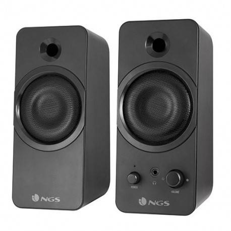 ALTAVOCES 2.0 NGS GAMING GSX-200 BK