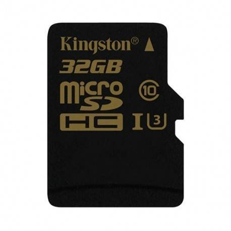 MEM MICRO SDHC GOLD 32GB KINGSTON UHS-I (U3)