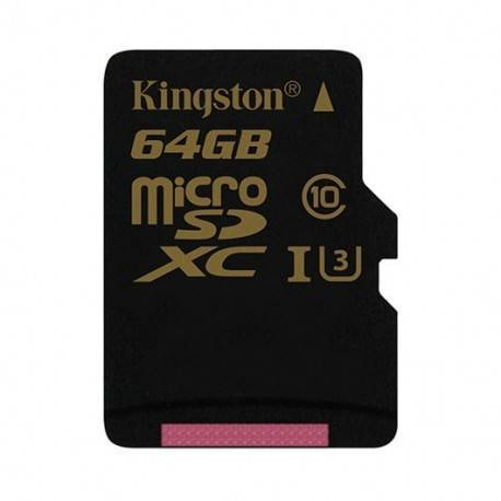 MEM MICROSD GOLD 64GB KINGSTON UHS-I CL3(U3)