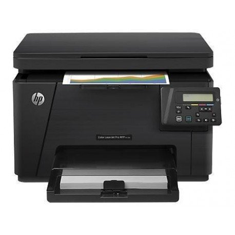 IMPRESORA HP MULTIFUNCION LASERJET COLOR M176N