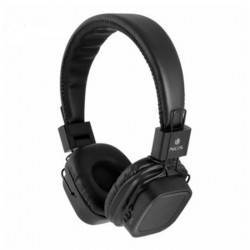 AURICULARES NGS ARTICA JELLY BLACK BLUETOOTH