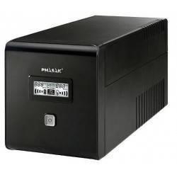 SAI 1000VA PHASAK DISPLAY LCD 2XSCHUKO PH 9410
