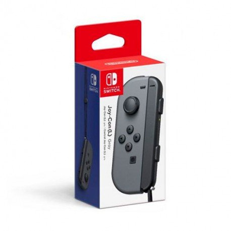 GAMEPAD ORIGINAL NINTENDO SWITCH JOY-CON GRIS IZDA
