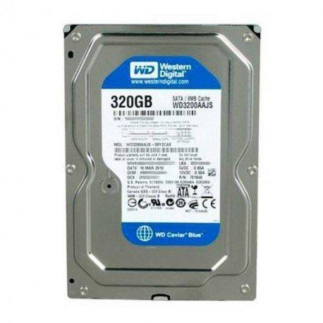 HD 3.5 320GB SATA2 WD 8MB CAVIAR BLUE