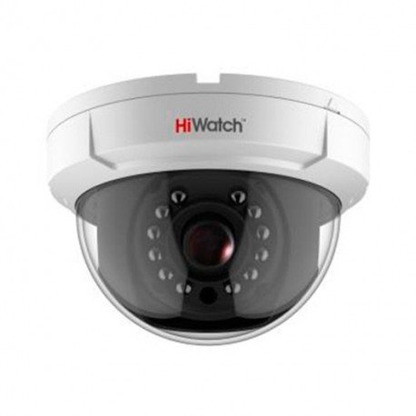 CAMARA TVI HD HIWATCH DOMO INDOOR DS-T101-F