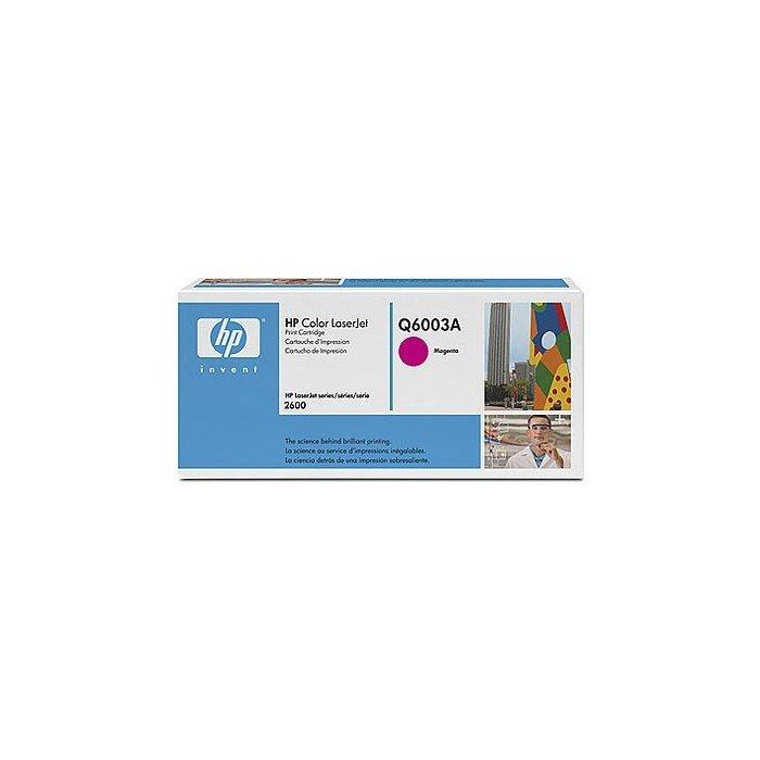 TONER ORIG HP LASERJET 1600/2600/CM1015 Q6003A M