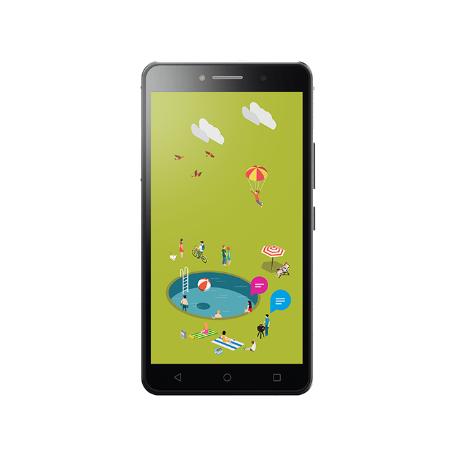 ALCATEL PIXI 4 3G Dual SIM 8050D Plata