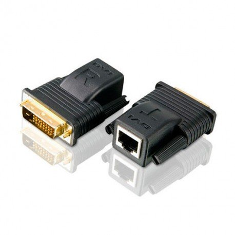 ADAPTADOR EXTENSOR CABLE DVI-RJ45 ATEN VE066-AT
