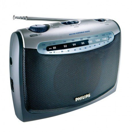 RADIO PORTATIL PHILIPS AE2160/04
