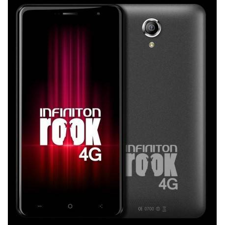 MOVIL INFINITON ROOK 16GB 4G GRIS