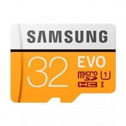 TARJETA DE MEMORIA MICRO SDHC 32GB SAMSUNG EVO UHS-I (U1)+