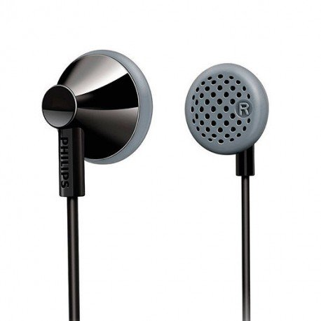 AURICULARES PHILIPS SHE2000/10 NEGROS