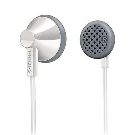 AURICULARES PHILIPS SHE2001/10 BLANCOS